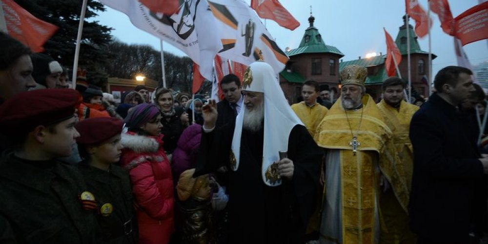 Возведение в сан епископа Сарапульского и Можгинского (Удмудская митрополия) архимандрита Викторина (Костенкова)