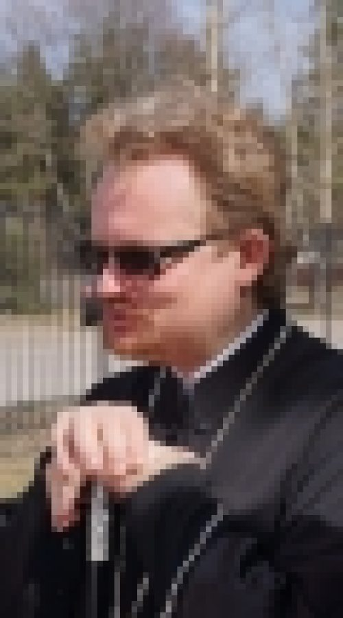 Епископ Выборгский и Приозерский Игнатий посетил храмы Выборга
