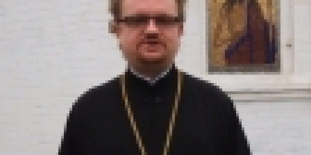 Поздравляем настоятеля храма епископа Выборгского и Приозерского Игнатия с Днем тезоименитства