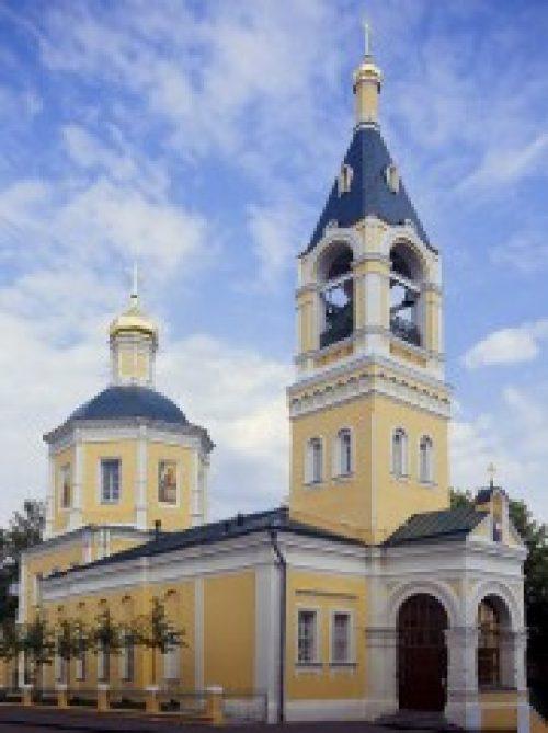В Ильинском  храме в Обыденском переулке отметили Престольный праздник