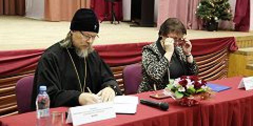 Подписано Соглашение о сотрудничестве между Северным викариатством и Северным окружным управлением образования Департамента образования г. Москвы