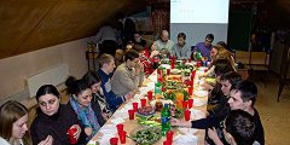 Состоялась встреча православной молодежи Георгиевского благочиния