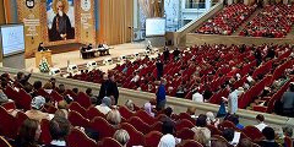 В Храме Христа Спасителя прошла II Общемосковская конференция преподавателей ОПК