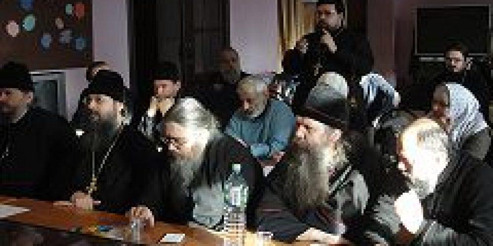 В Храме Христа Спасителя прошла конференция «Старый обряд в жизни Русской Православной Церкви: прошлое и настоящее»