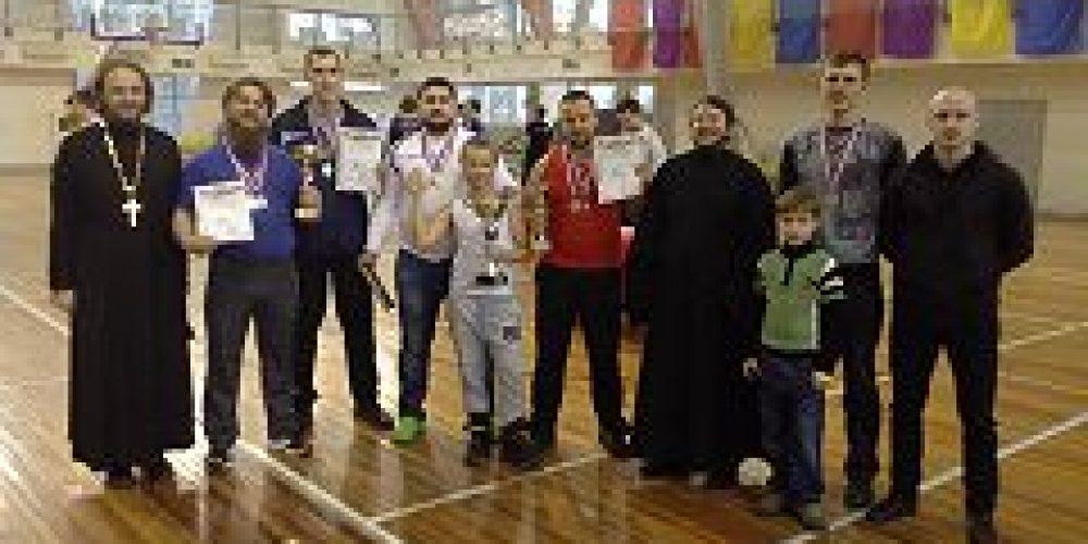 Объединенная спортивная команда викаритства Новых территорий заняла первые места в нескольких соревнованиях в рамках Окружных Георгиевских игр