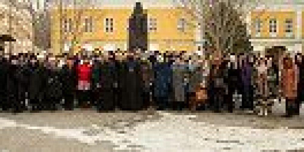 В Перервинской семинарии проходят курсы повышения квалификации для сотрудников столичных образовательных учреждений по предмету «Основы православной культуры»