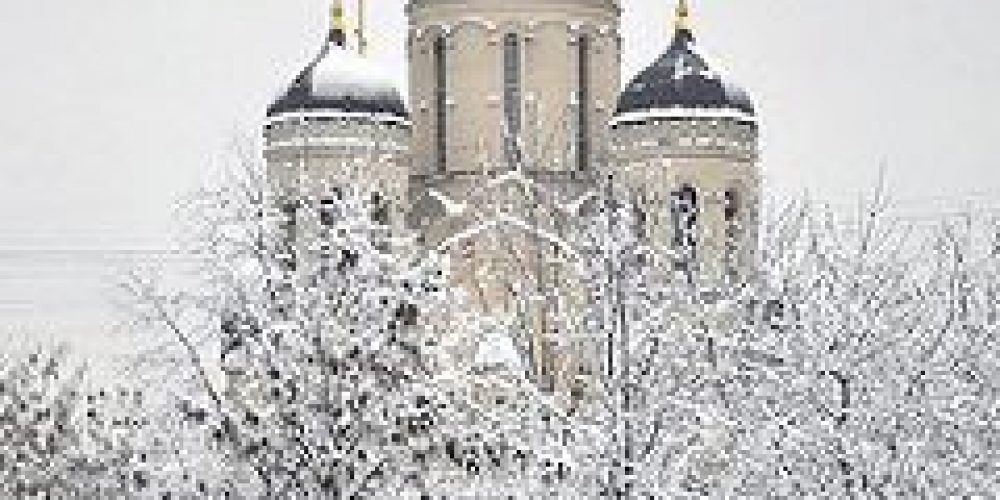 Епископ Серафим (Зализницкий) совершил Божественную литургию в храме иконы Божией Матери «Утоли моя печали» в Марьино