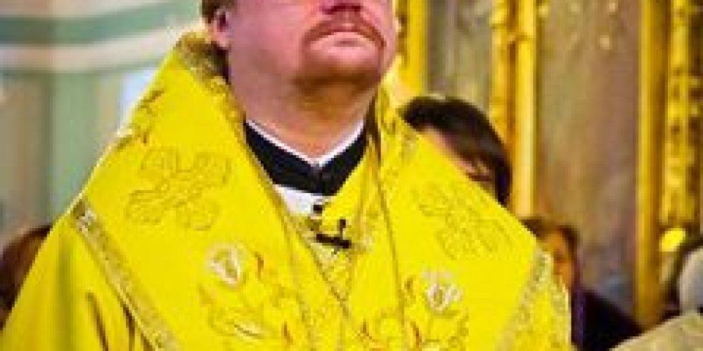 11 февраля – день Ангела Преосвященного епископа Выборгского и Приозерского Игнатия