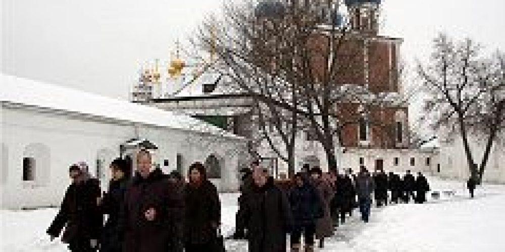 Прихожане храма Всех cвятых во Всехсвятском на Соколе совершили паломническую поездку к святыням города Рязани