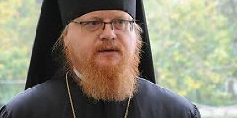 Управляющий Северо-Восточным викариатством епископ Тихон: Главная причина трагедии в школе № 263 — отсутствие воспитания