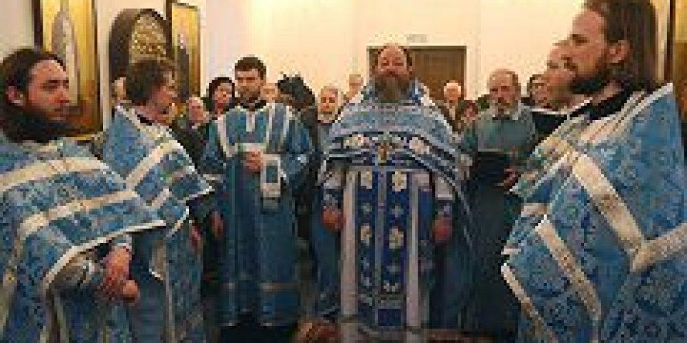 Исполнилось десять лет со дня возобновления литургической жизни в храме на территории ФГБУ «ГНЦ РФ ИТЭФ» имени А.И. Алиханова