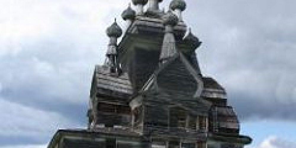 В Москве состоится конференция по сохранению деревянных церквей Русского Севера