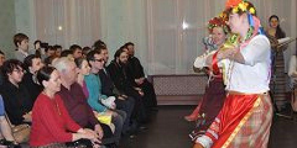 В исторической резиденции московских митрополитов в Черкизове прошел творческий вечер, посвященный Дню православной молодежи