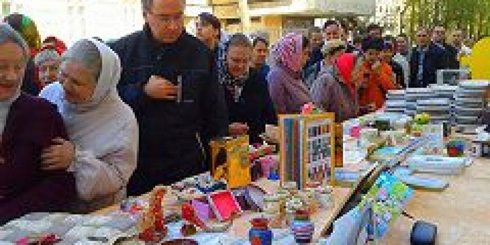 У храма Рождества Иоанна Предтечи на Пресне прошла благотворительная ярмарка