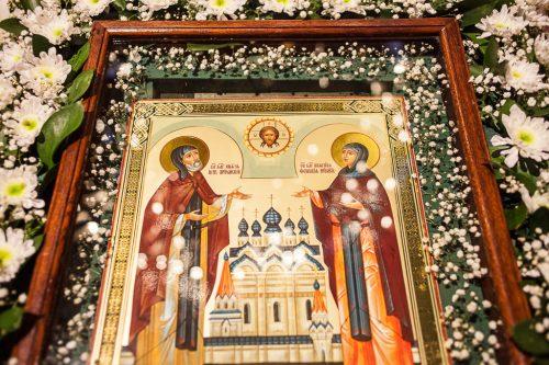 Священник Илия Письменюк. Интервью ко Дню семьи, любви и верности