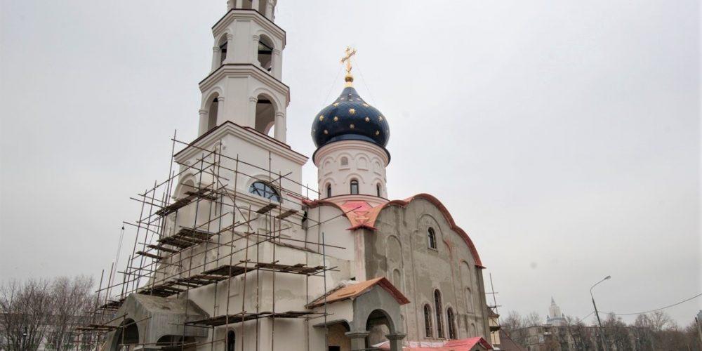 Храм Смоленской иконы Божией Матери в Фили-Давыдково провел православные беседы в районном ЦСО