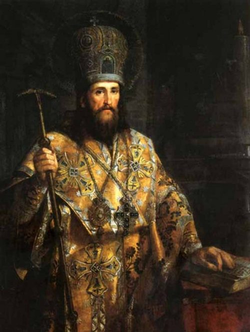 В Димитриевском храме в Очаково озвучили главный труд небесного покровителя прихода