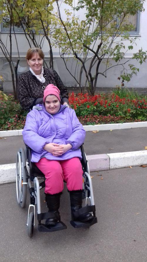 Работники соцслужбы храма святителя Димитрия Ростовского в Очакове посетили ПНИ в Алтуфьево