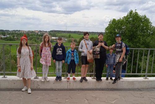 Прихожане храма Архангела Михаила посетили Саввино-Сторожевский мужской монастырь