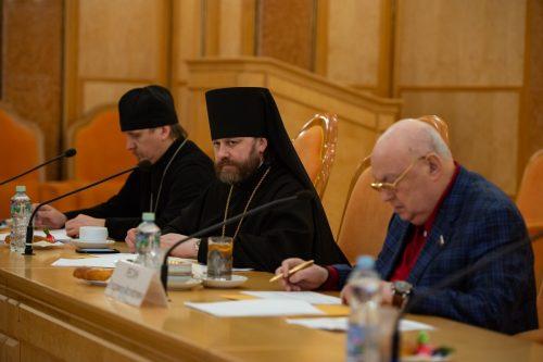 Епископ Фома принял участие в совещании, посвященном строительству православных храмов в Москве