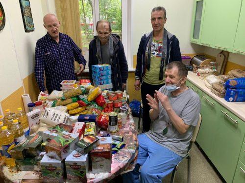 Храм Андрея Рублева: Наш приход был проверен боевой ситуацией. И мы справились