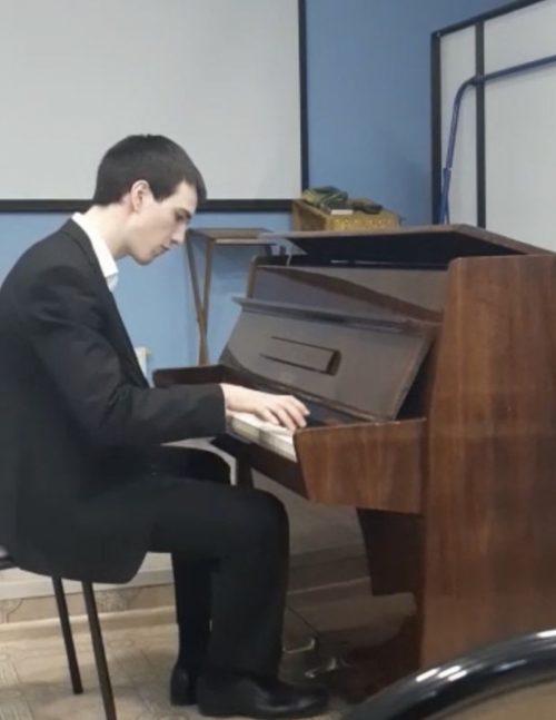 В концертном зале храма преподобного Андрея Рублева состоялся концерт классической музыки