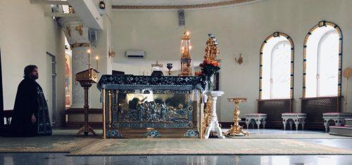 Уставное богослужение вторника первой седмицы Великого поста совершил епископ Фома в Переделкине