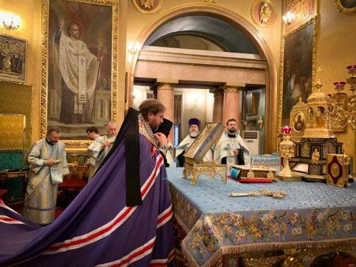 Епископ Фома совершил торжественное богослужение в честь праздника Казанской иконы Божией Матери