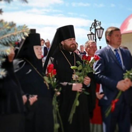 Поздравительное послание епископа Павлово-Посадского Фомы по случаю 75-летия Победы