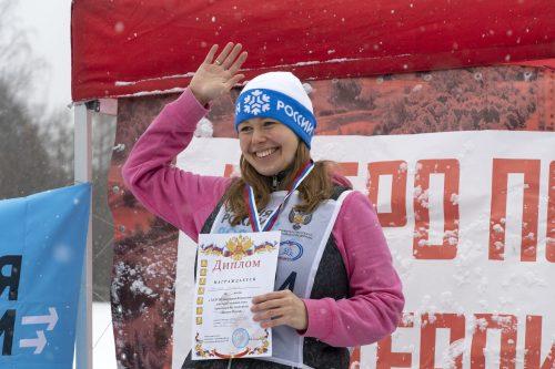 Сборная Западного викариатства стала победителем легкоатлетического зимнего турнира