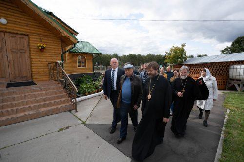 В Западном викариатстве состоялось выездное совещание по вопросу строительства новых храмов (+видео)