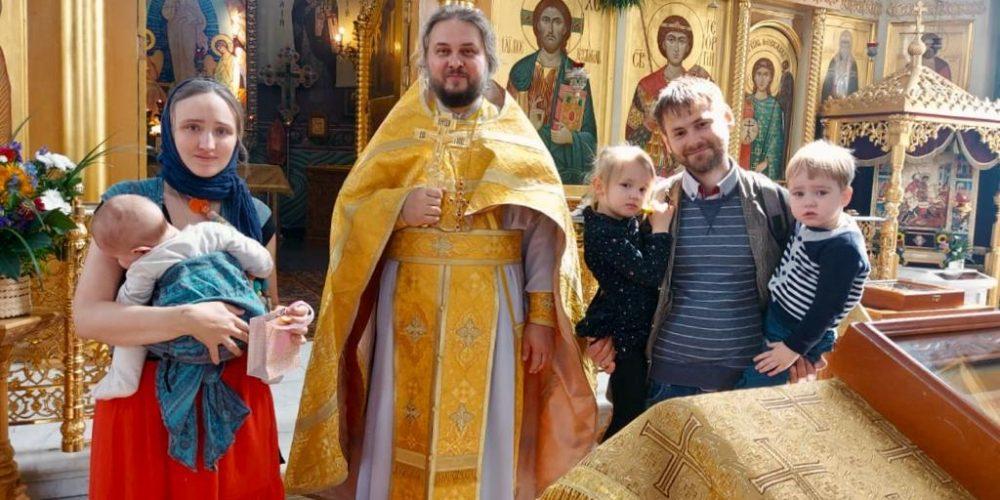 Приходская поддержка многодетных семей в храме Георгия Победоносца на Поклонной горе