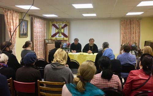 Состоялось итоговое собрание ответственных за социальное служение в Западном викариатстве