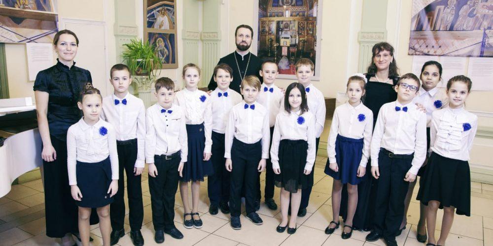 """Детский хор """"Знамение"""" получил диплом международного хорового фестиваля-конкурса детских музыкальных школ"""