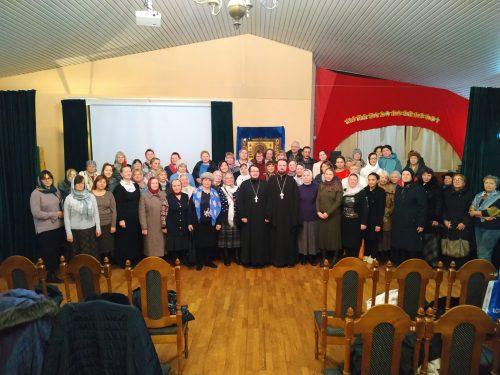 Миссионерский семинар для сотрудников храмов и церковных лавок Западного викариатства прошел в Тропареве
