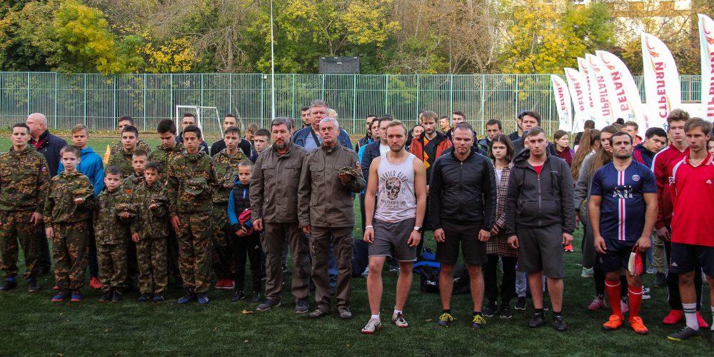Команда Западного викариатства стала победителем XIII Георгиевских игр
