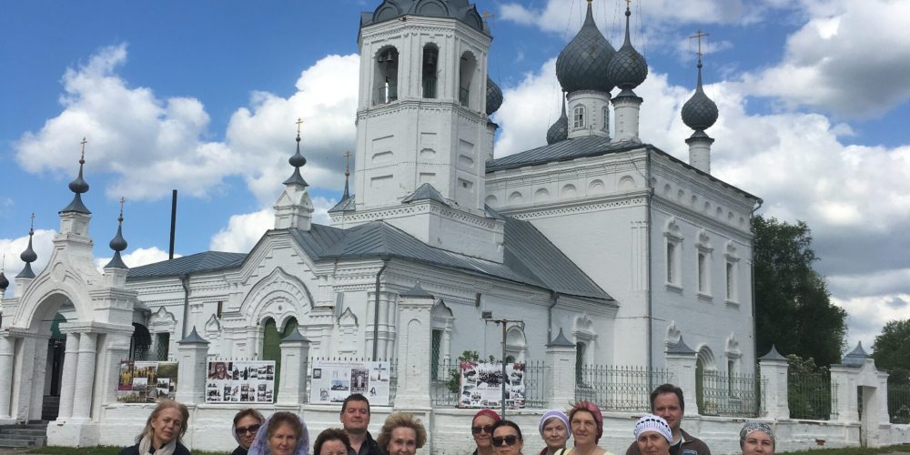 Паломнический центр «Георгиевский» организовал поездку в монастырь Животворящего Креста Господня