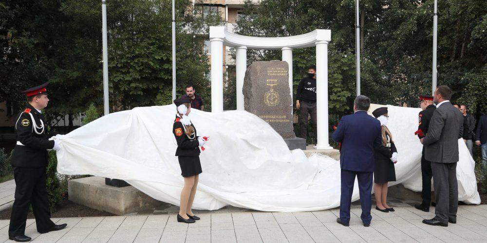 В Ново-Переделкино была отслужена панихида по героям-чернобыльцам