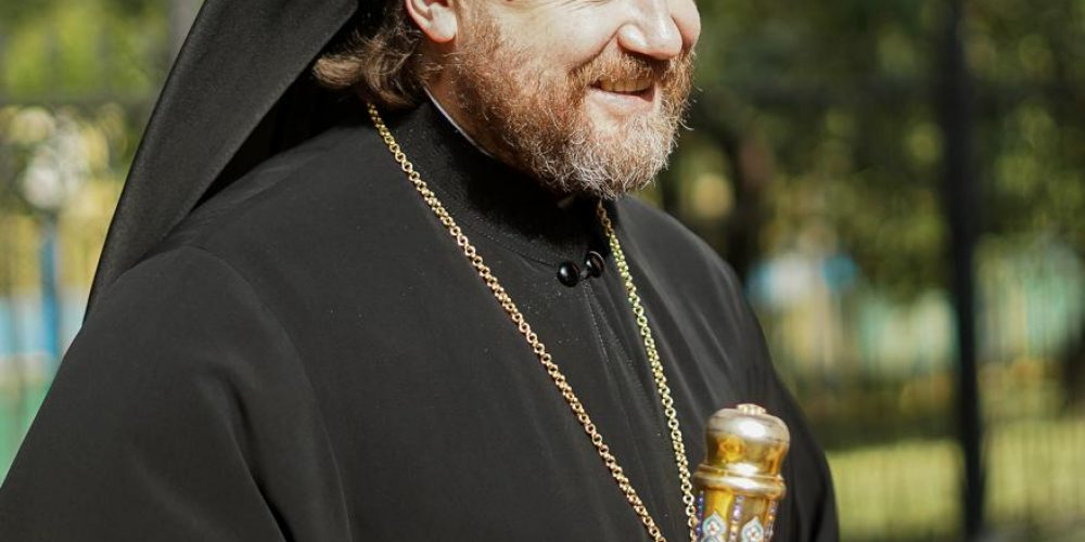 Епископ Павлово-Посадский Фома принял участие в заседание комиссии Межсоборного присутствия по церковному управлению