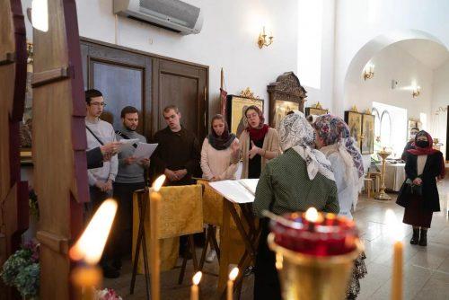 Итоги 2020 года. В Западном викариатстве был создан сводный Молодежный хор