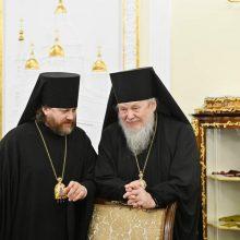 Епископ Одинцовский и Красногорский Фома принял участие в очередном заседании Архиерейского совета Московской митрополии