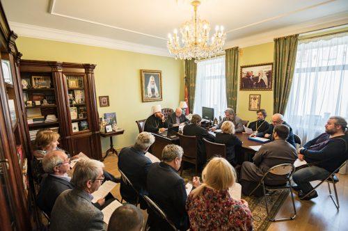 Епископ Фома принял участие в совещании, посвященном строительству храмов в Западном административном округе Москвы
