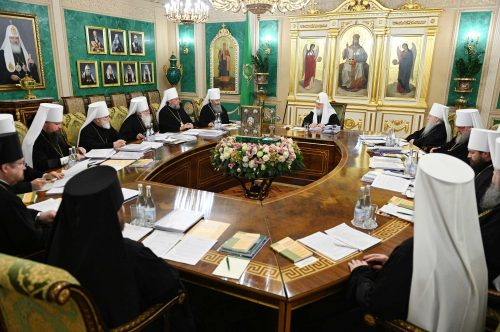 Епископ Павлово-Посадский Фома включен в состав комиссии Межсоборного Присутствия по церковному управлению, пастырству и организации церковной жизни