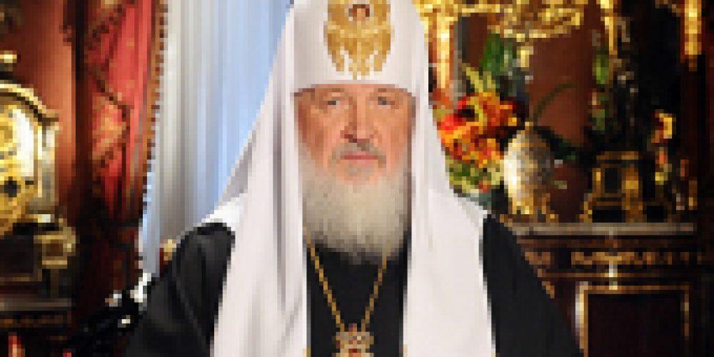 Выступление Святейшего Патриарха Кирилла в программе «Слово пастыря» от 11 февраля 2012 года