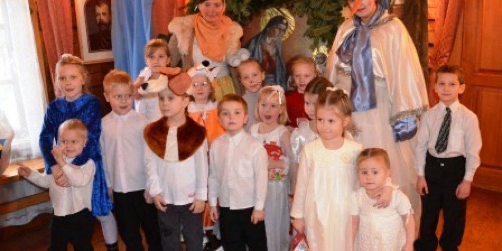Рождественский Праздник для самых маленьких