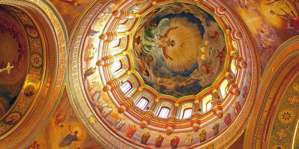 Экскурсия в Храм Христа Спасителя