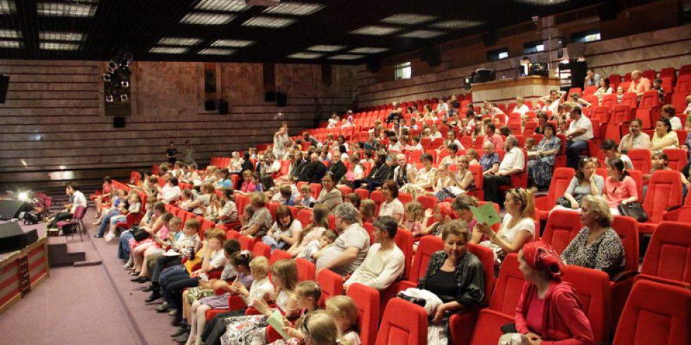 19 мая  состоялся Пасхальный концерт в Западном Викариатстве