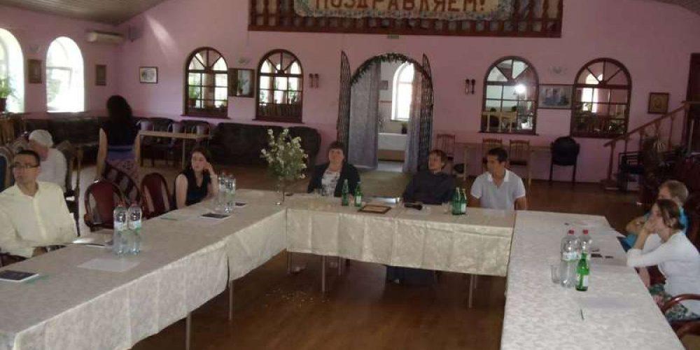 Прошла научно-практическая конференция, посвященная 320-летию храма Архистратига Михаила