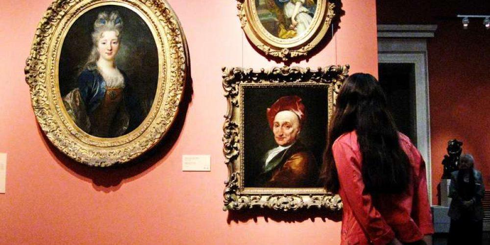 Молодежные клубы посетили Музей им. Пушкина
