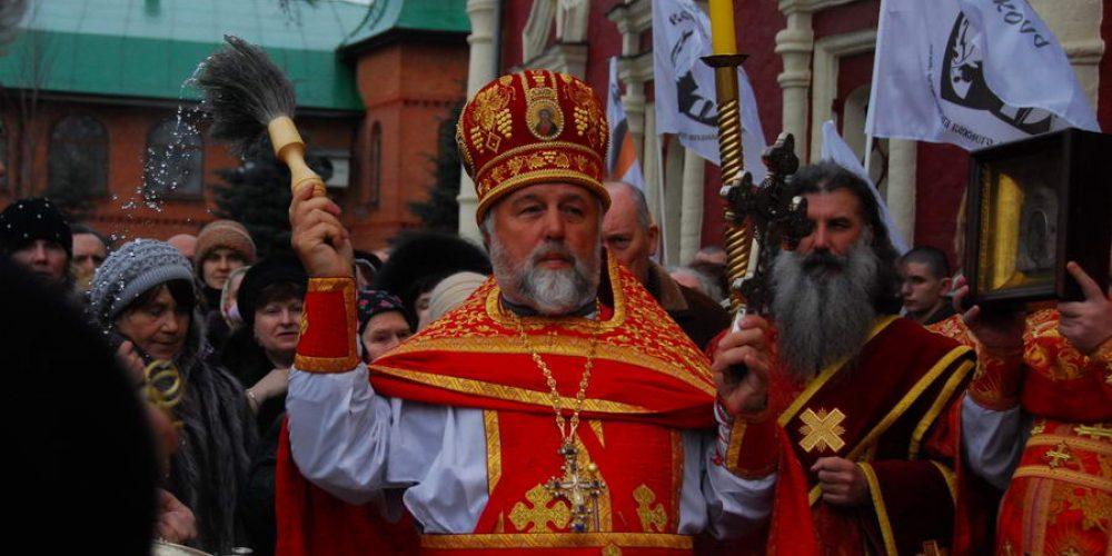 23 февраля в храме Архангела Михаила